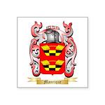 Manrique Square Sticker 3