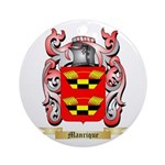 Manrique Round Ornament