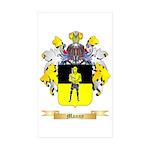 Manny Sticker (Rectangle 50 pk)