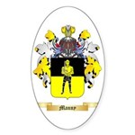 Manny Sticker (Oval)