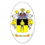 Manny Sticker (Oval 10 pk)