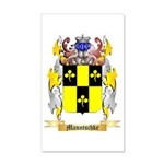 Manntschke 35x21 Wall Decal