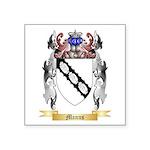 Manns Square Sticker 3