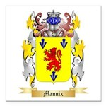 Mannix Square Car Magnet 3