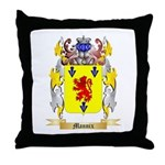 Mannix Throw Pillow