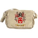 Mannion Messenger Bag