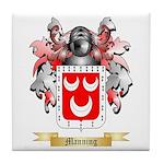Manning Tile Coaster