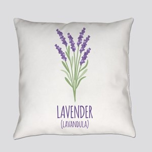 Lavender Everyday Pillow