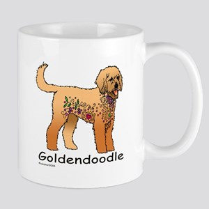 Tangle Goldendoodle Mug