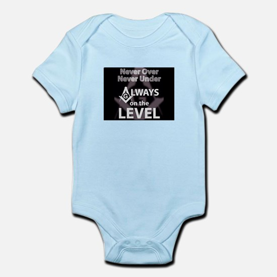 On The Level Body Suit