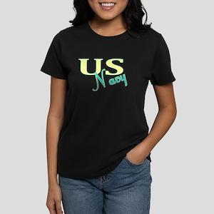 Navy Ver. 2 Women's Dark T-Shirt