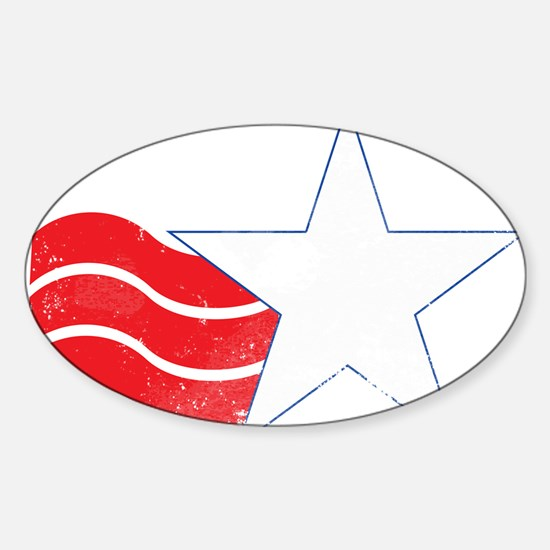 Star American Decal