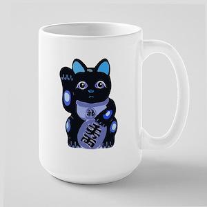 Maneki Neko Lucky Money Cat Mugs