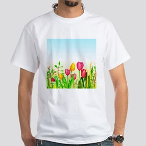 design 16 tulips T-Shirt