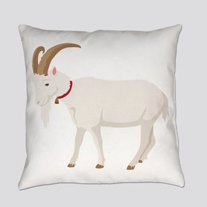 Goat Everyday Pillow