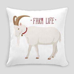 Farm Life Everyday Pillow