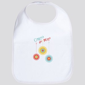 Cinco De Mayo Ornaments Bib