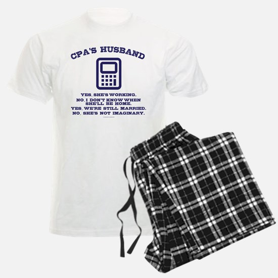 CPA's Husband Pajamas
