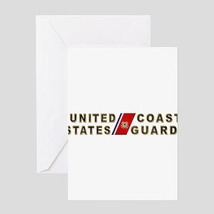 uscg_x Greeting Cards
