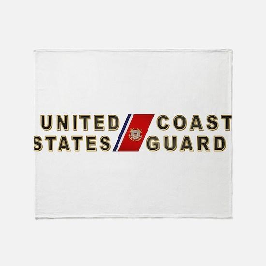 uscg_x.png Throw Blanket