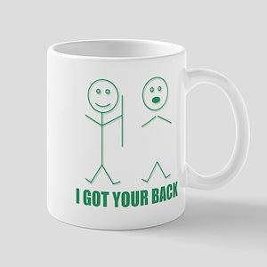 I Got Your Back Mugs