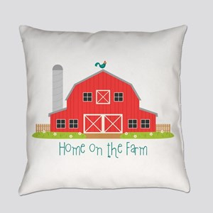 Home On The Farm Everyday Pillow