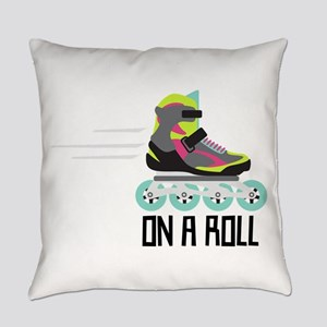 On A Roll Everyday Pillow