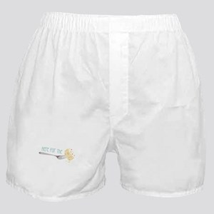 Here for the Cake Boxer Shorts