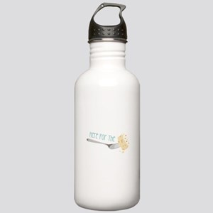 Here for the Cake Water Bottle