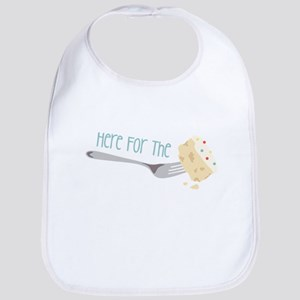 Here for the Cake Bib