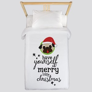 Have Yourself A Merry Little Christmas Twin Duvet