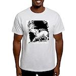 Borzoi and Unicorn<br> Light T-Shirt