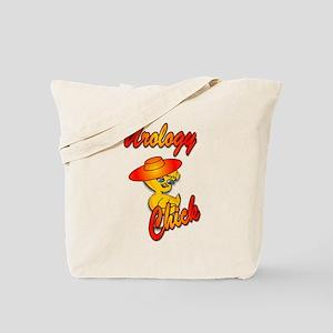 Urology Chick #5 Tote Bag