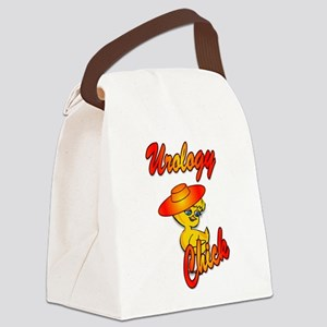 Urology Chick #5 Canvas Lunch Bag