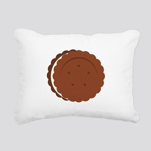 Oreo Cookie Rectangular Canvas Pillow