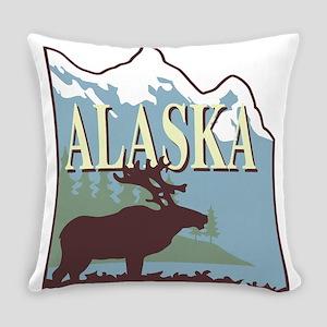 alaska Everyday Pillow