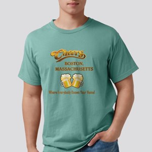 CHEERS BOSTON MASS T-Shirt
