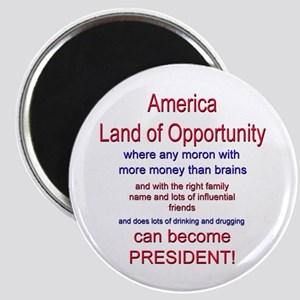 Land of Opportunity Magnet