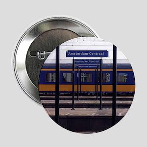 "Amsterdam Centraal 2.25"" Button"