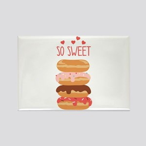 So Sweet Donuts Magnets
