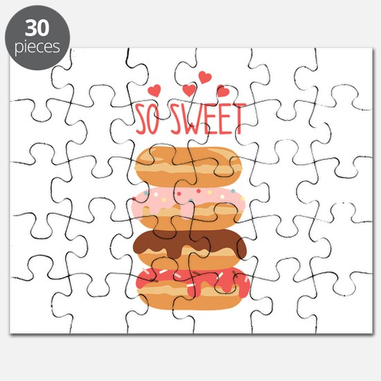 So Sweet Donuts Puzzle