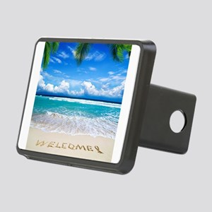 Welcome Summer Hitch Cover