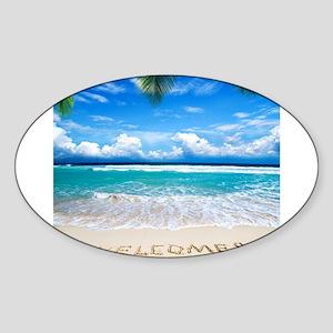 Welcome Summer Sticker