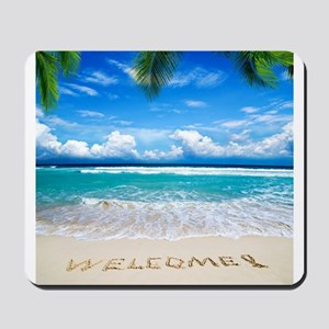 Welcome Summer Mousepad