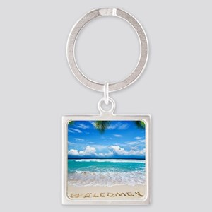 Welcome Summer Keychains