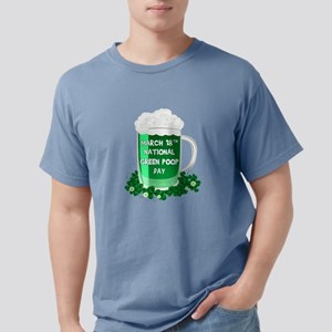 GREEN POOP DAY T-Shirt