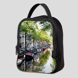 Amsterdam Dawn Neoprene Lunch Bag