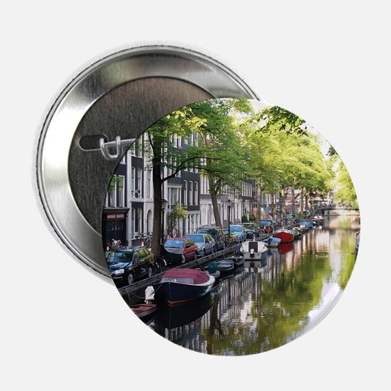 "Amsterdam Dawn 2.25"" Button"