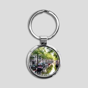 Amsterdam Dawn Keychains