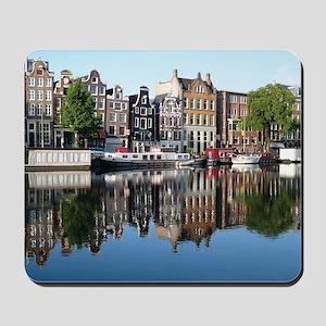 Amsterdam Reflections Mousepad